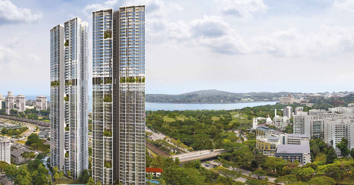 The Mega Blockbuster New Launch – Avenue South Residence