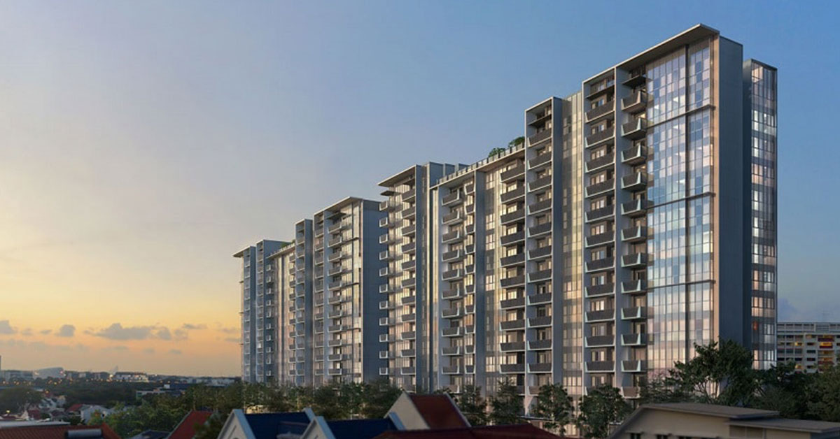 Serangoon New Launch The Garden Residences