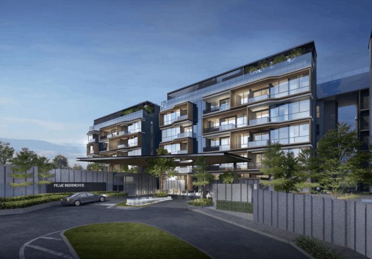 11 Reasons to Choose Peak Residence: The New Image of Luxury in District 11